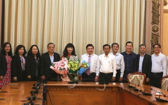 Đồng chí Phạm Thị Hồng Hà làm Giám đốc Sở Tài chính TPHCM ảnh 2