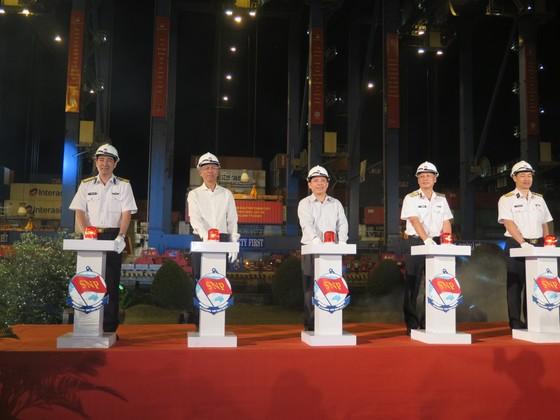 Cảng Tân Cảng - Cát Lái phát lệnh làm hàng đầu Xuân Canh Tý   ảnh 1
