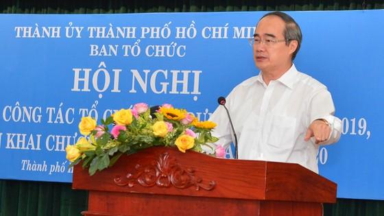 Bí thư Thành ủy TPHCM Nguyễn Thiện Nhân: Nhân sự cho đại hội Đảng các cấp đang rất cấp bách ảnh 2
