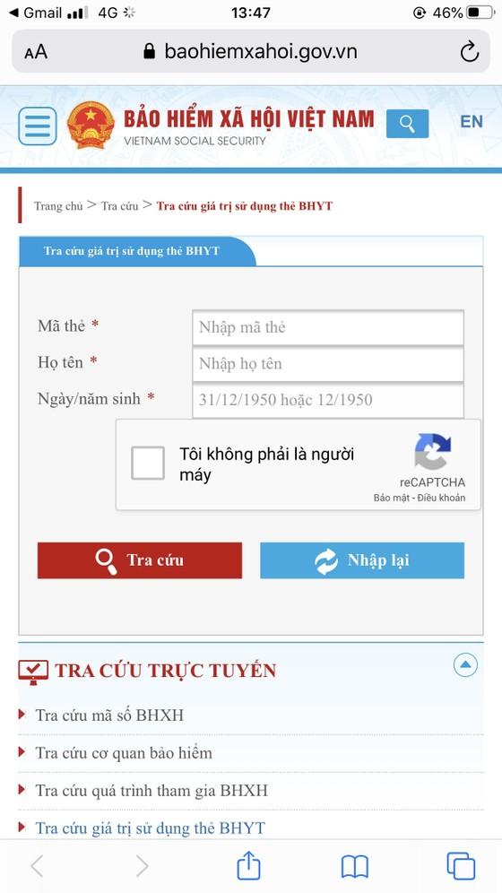 Triển khai nộp tiền gia hạn thẻ BHYT, nộp BHXH trực tuyến ảnh 2