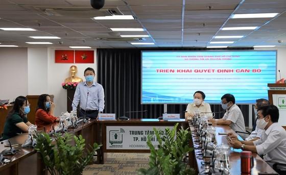 Ông Nguyễn Văn Khanh làm Phó Giám đốc Trung tâm Báo chí TPHCM ảnh 2