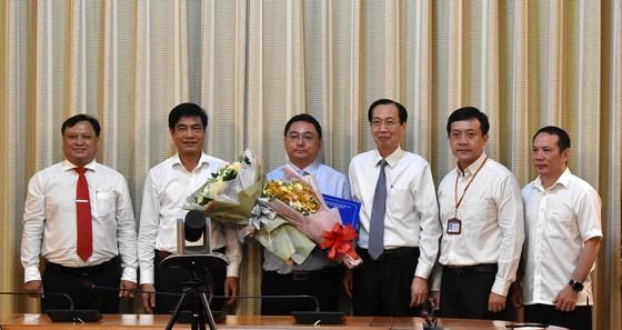 Chủ tịch UBND quận 8 Trần Quang Thảo nhận nhiệm vụ mới ảnh 4