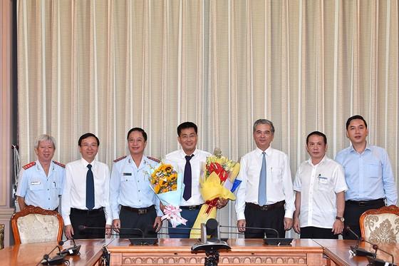 Ông Phạm Văn Nghì làm Phó Chánh Thanh tra TPHCM ảnh 2