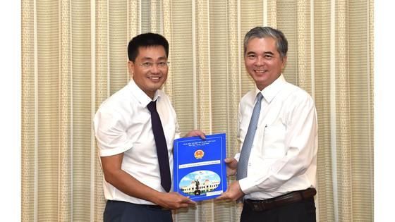 Ông Phạm Văn Nghì làm Phó Chánh Thanh tra TPHCM ảnh 1