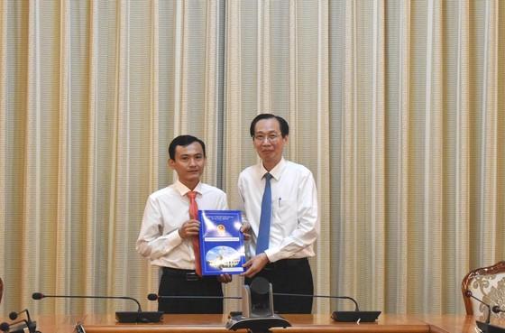 Ông Dương Đức Trọng làm Phó Giám đốc Sở NN-PTNT TPHCM ảnh 1