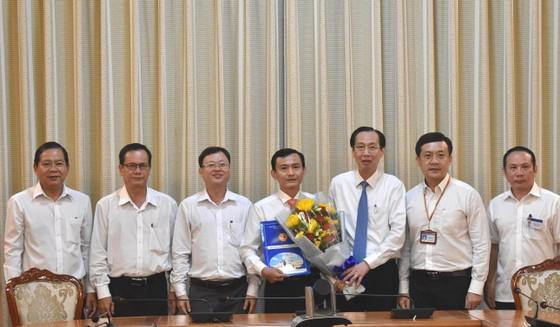Ông Dương Đức Trọng làm Phó Giám đốc Sở NN-PTNT TPHCM ảnh 2