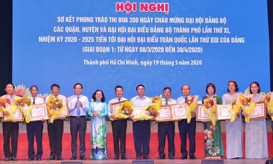 Bí thư Thành ủy TPHCM Nguyễn Thiện Nhân yêu cầu rà soát các nơi thi đua theo kiểu đối phó ảnh 8