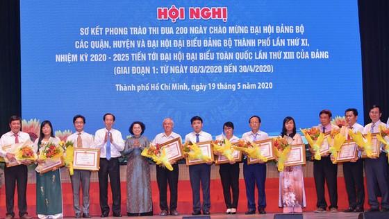 Bí thư Thành ủy TPHCM Nguyễn Thiện Nhân yêu cầu rà soát các nơi thi đua theo kiểu đối phó ảnh 6