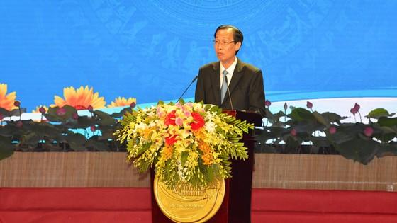 Bí thư Thành ủy TPHCM Nguyễn Thiện Nhân yêu cầu rà soát các nơi thi đua theo kiểu đối phó ảnh 5
