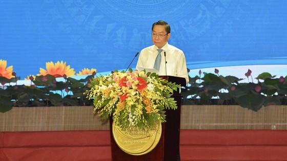 Bí thư Thành ủy TPHCM Nguyễn Thiện Nhân yêu cầu rà soát các nơi thi đua theo kiểu đối phó ảnh 9