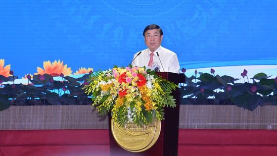 Bí thư Thành ủy TPHCM Nguyễn Thiện Nhân yêu cầu rà soát các nơi thi đua theo kiểu đối phó ảnh 7
