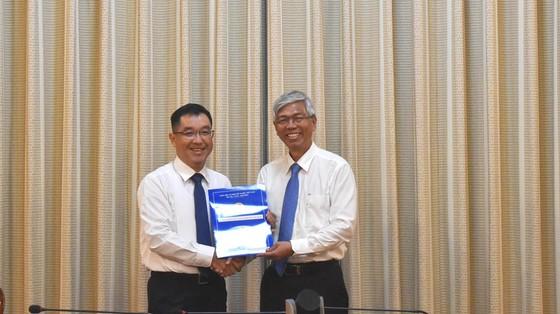 Ông Huỳnh Thanh Khiết giữ chức Phó Giám đốc Sở Xây dựng TPHCM ảnh 1