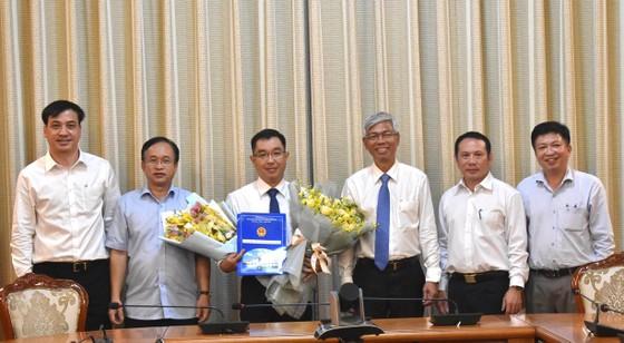 Ông Huỳnh Thanh Khiết giữ chức Phó Giám đốc Sở Xây dựng TPHCM ảnh 2
