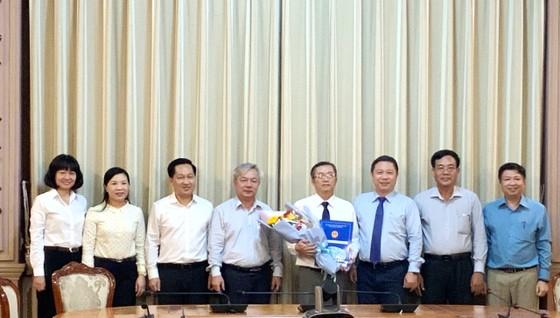 Ông Võ Phan Lê Nguyễn giữ chức vụ Phó Chủ tịch UBND huyện Nhà Bè ảnh 2