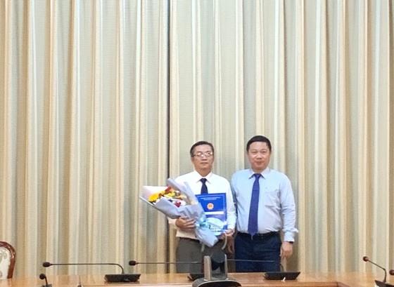 Ông Võ Phan Lê Nguyễn giữ chức vụ Phó Chủ tịch UBND huyện Nhà Bè ảnh 1