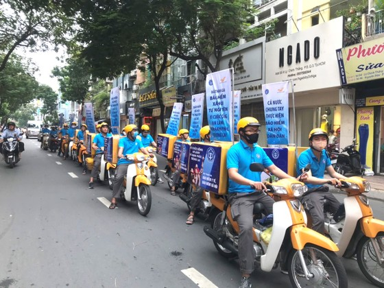 TPHCM ra quân vận động 1.000 người tham gia BHXH tự nguyện ảnh 1