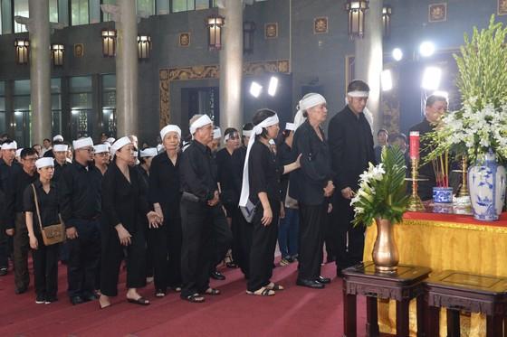 Bắt đầu lễ viếng đồng chí Trần Quốc Hương ảnh 1