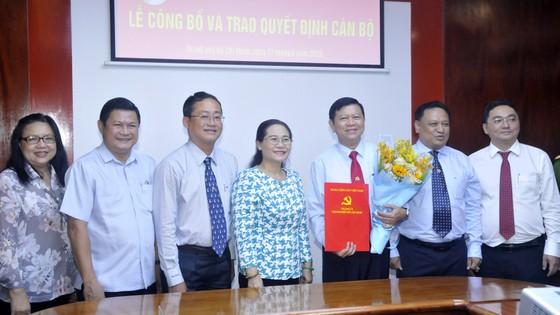 Đồng chí Nguyễn Tăng Minh làm Phó Bí thư Quận ủy quận 11 ảnh 1