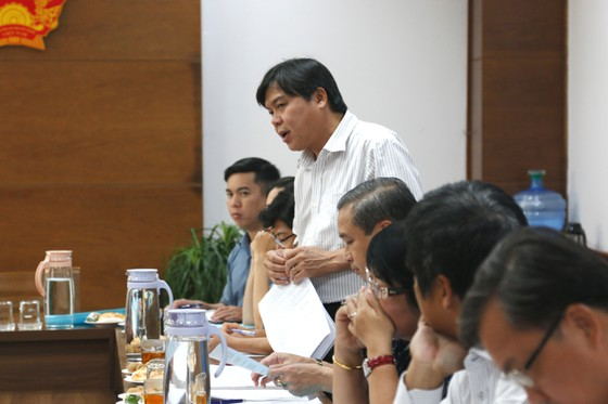 Thường trực HĐND TPHCM bắt đầu đợt giám sát thực hiện chủ đề năm 2020 ảnh 1
