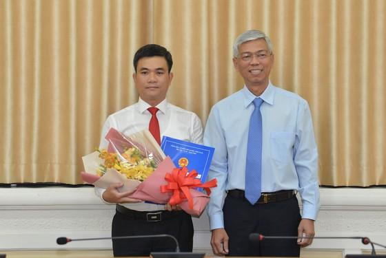 Ông Dương Hồng Nhân giữ chức vụ Chủ tịch Hội đồng thành viên Sawaco ảnh 4