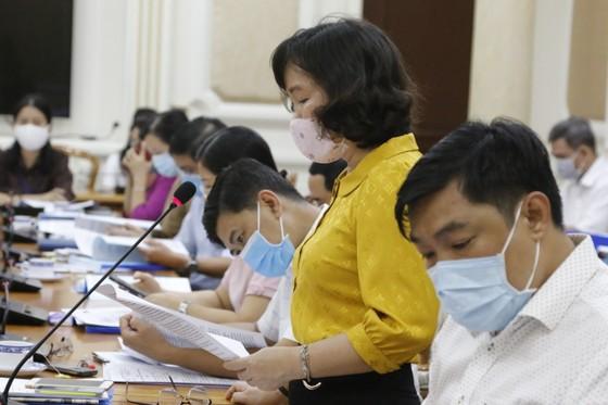 Đề nghị tổ chức thi tuyển công chức phường đối với cán bộ không chuyên trách dôi dư ảnh 6