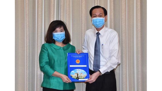 Đồng chí Bùi Tá Hoàng Vũ giữ chức Giám đốc Sở Công thương TPHCM ảnh 2