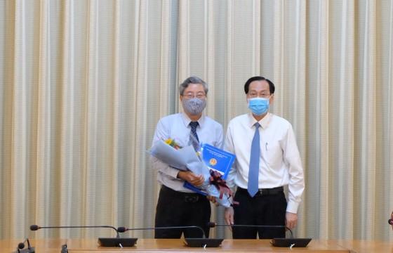 Ông Phạm Bình An làm Phó Viện trưởng Viện Nghiên cứu phát triển TPHCM ảnh 1