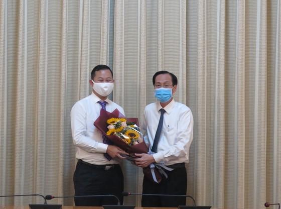 Chủ tịch UBND huyện Bình Chánh được bổ nhiệm làm Phó Giám đốc ITPC ảnh 1