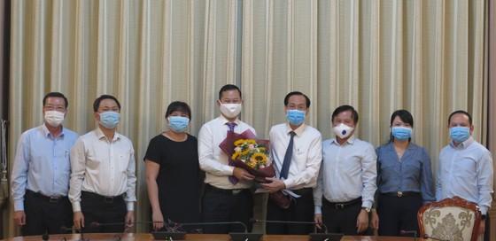 Chủ tịch UBND huyện Bình Chánh được bổ nhiệm làm Phó Giám đốc ITPC ảnh 2