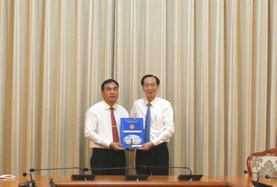 Ông Đinh Minh Hiệp được bổ nhiệm làm Giám đốc Sở NN và PTNT TPHCM ảnh 3