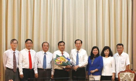 Ông Đinh Minh Hiệp được bổ nhiệm làm Giám đốc Sở NN và PTNT TPHCM ảnh 4