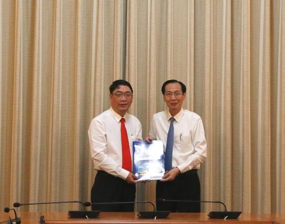 Ông Đinh Minh Hiệp được bổ nhiệm làm Giám đốc Sở NN và PTNT TPHCM ảnh 1