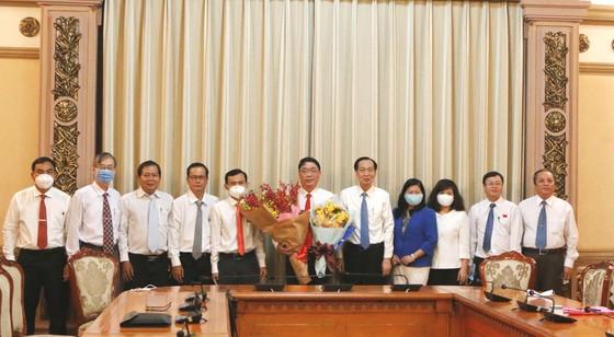 Ông Đinh Minh Hiệp được bổ nhiệm làm Giám đốc Sở NN và PTNT TPHCM ảnh 2