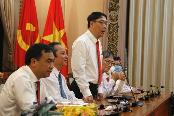 Ông Đinh Minh Hiệp được bổ nhiệm làm Giám đốc Sở NN và PTNT TPHCM ảnh 5