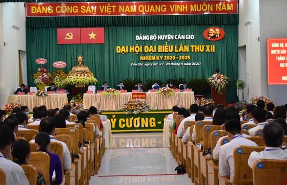 Đồng chí Lê Minh Dũng đắc cử Bí thư Huyện ủy huyện Cần Giờ ảnh 1