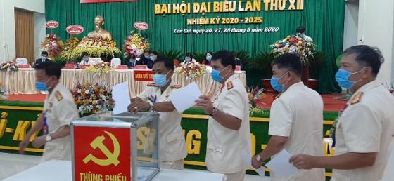 Đồng chí Lê Minh Dũng đắc cử Bí thư Huyện ủy huyện Cần Giờ ảnh 2