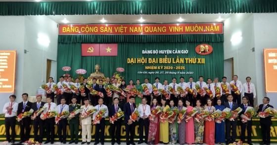 Đồng chí Lê Minh Dũng đắc cử Bí thư Huyện ủy huyện Cần Giờ ảnh 3