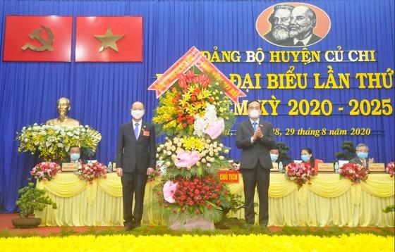Phó Bí thư Thường trực Thành ủy TPHCM yêu cầu huyện Củ Chi siết chặt kỷ cương quản lý đất đai ảnh 1