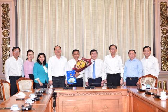 Ông Huỳnh Thanh Nhân làm Giám đốc Sở Nội vụ TPHCM  ảnh 3