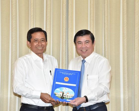 Ông Huỳnh Thanh Nhân làm Giám đốc Sở Nội vụ TPHCM  ảnh 2