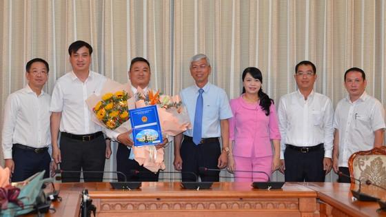 Ông Đặng Phú Thành giữ chức Phó Giám đốc Sở Xây dựng TPHCM ảnh 1