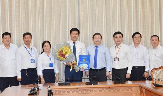 Ông Hứa Quốc Hưng giữ chức Trưởng ban Ban Quản lý các Khu chế xuất và Công nghiệp TPHCM ảnh 1