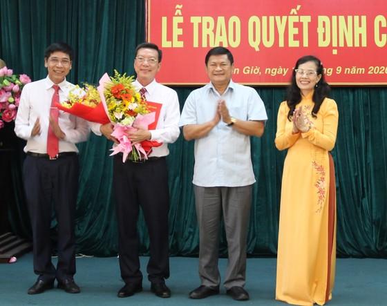 Đồng chí Nguyễn Văn Hồng làm Phó Bí thư Huyện ủy Cần Giờ ảnh 1