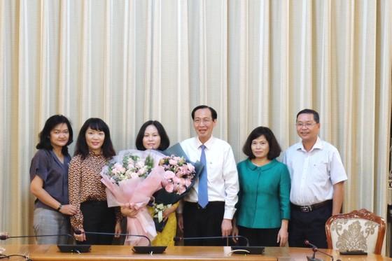 Bà Phan Thị Hồng làm Phó Giám đốc Sở Tài chính TPHCM ảnh 2