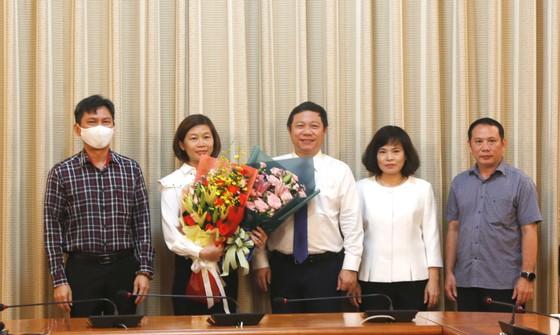 Bà Nguyễn Thị Kim Huệ làm Phó Giám đốc Sở Khoa học – Công nghệ TPHCM ảnh 1