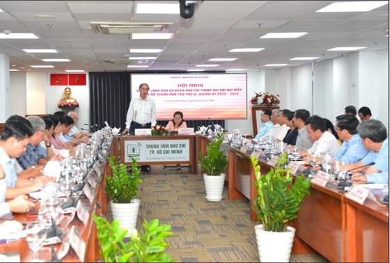 Công tác chuẩn bị nhân sự khóa mới của Đảng bộ TPHCM cơ bản hoàn tất ảnh 1
