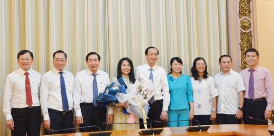 Bà Phan Nguyễn Thanh Vân làm Phó Hiệu trưởng Trường Đại học Y khoa Phạm Ngọc Thạch ảnh 1