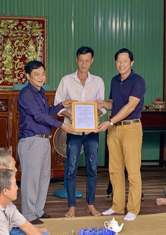 Luật sư TPHCM tặng nhà Đại đoàn kết cho hộ nghèo tỉnh An Giang ảnh 1