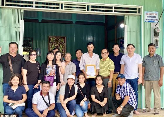 Luật sư TPHCM tặng nhà Đại đoàn kết cho hộ nghèo tỉnh An Giang ảnh 2