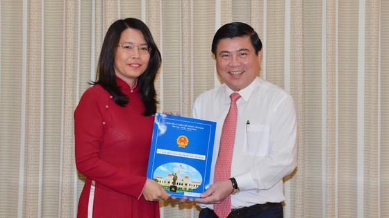 Bà Nguyễn Thị Ánh Hoa làm Giám đốc Sở Du lịch TPHCM ảnh 1
